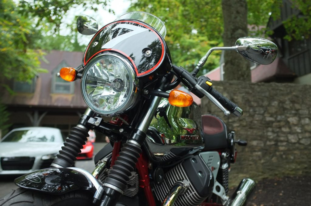 Moto Guzzi Serwis Motocykli