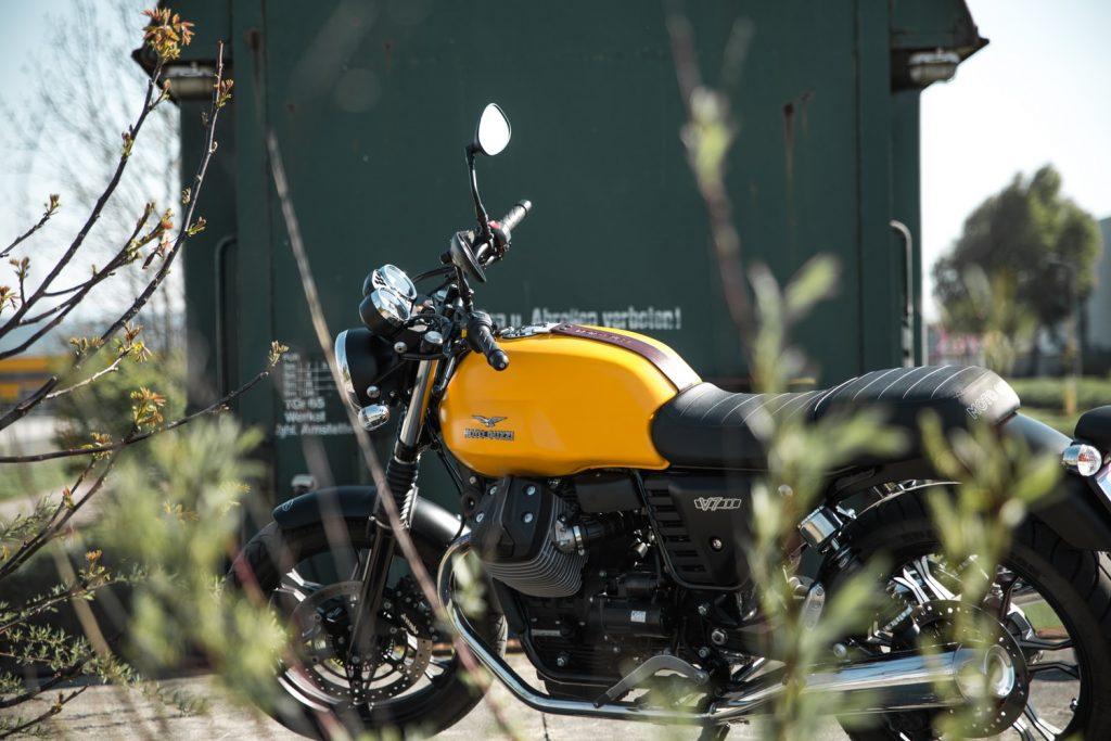 Moto Guzzi Serwis Motocykli - Naprawa Motorów