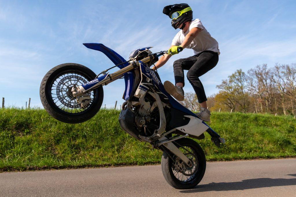 Skutery, Motory, Motocykle Serwis Warszawa - Serwis Yamaha
