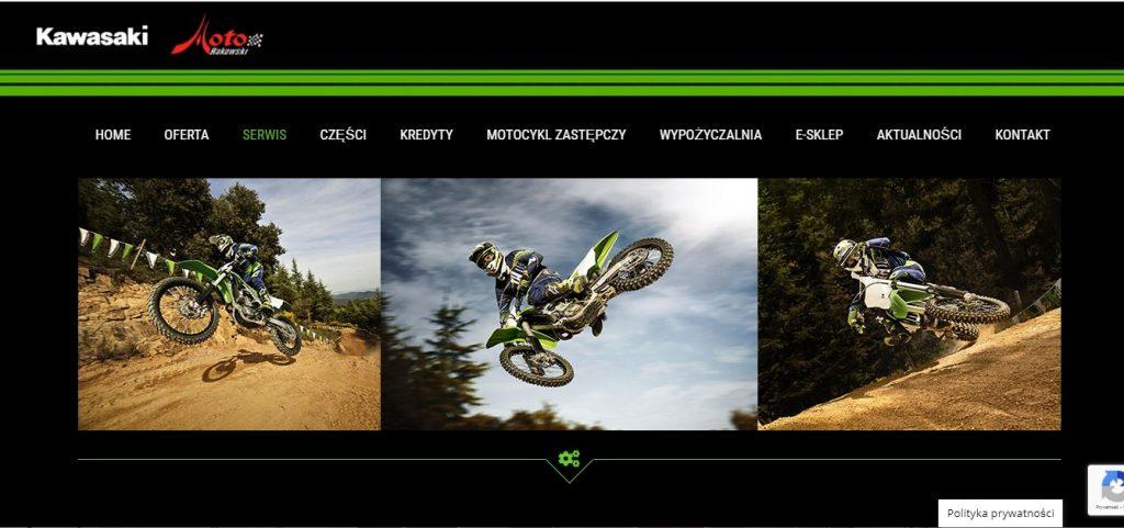 Dokonujemy wszelkich napraw serwisowych - motocykli, quadów oraz skuterów. Moto Muppet