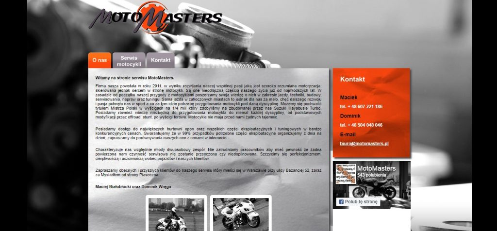 MotoMasters.