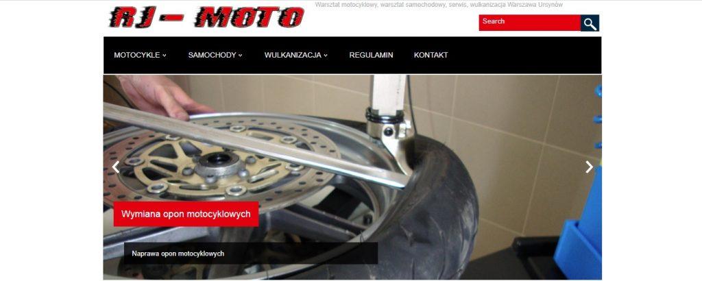 RJ MOTO - Warsztat motocyklowy