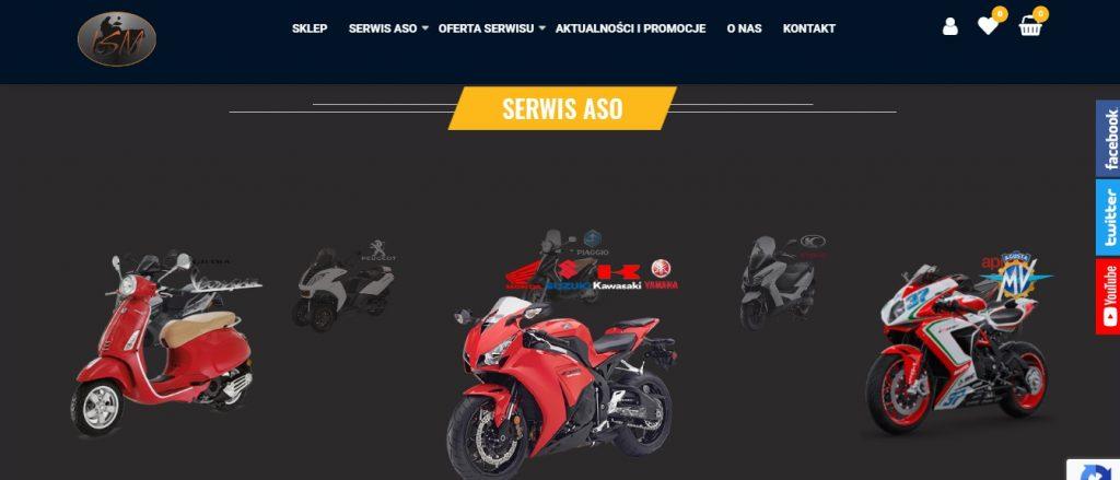 Serwis motocykli Warszawa ISM