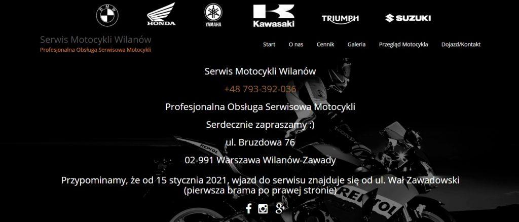 Serwis Motocyklowy, Diagnostyka Elektroniki, Serwis Mechaniki, Pełna obsługa mechaniczna, przygotowywanie do sezonu, naprawa silnika.